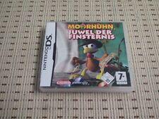 Moorhuhn Juwel Der Finsternis für Nintendo DS, DS Lite, DSi XL, 3DS