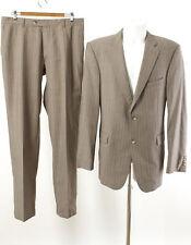 strellson Anzug Gr. 102 (L Schlank) Wolle SUPER 100'S Sakko Hose Business Suit