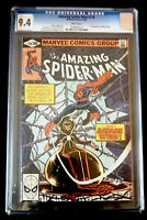 The Amazing SPIDER-MAN #210 CGC 9.4 1st appearance of Madame Web Spider-Verse