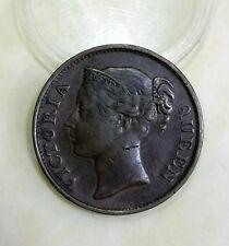 Victoria HALF CENT 1845