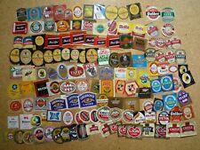 135 verschiedene  Bieretiketten Afrika