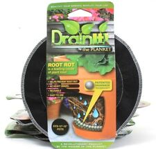 """6 DrainIt By The Planket Prevent Root Rot Reusable Drainage Technology 12""""to15"""""""
