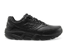 Brooks Addiction Walker Women US 10 Black Walking Shoe 2878