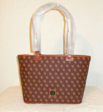 Dooney & Bourke Gretta BORDEAUX Small Leisure Shopper Bag