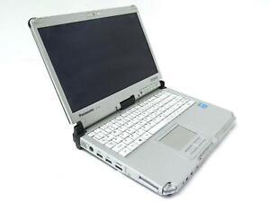 Panasonic Toughbook CF-C2CQAZXCM 12.5   1.90GHz i5-4300U   4GB   Grade C