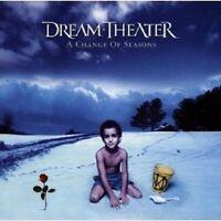 DREAM THEATER - A CHANGE OF SEASONS  CD NEU