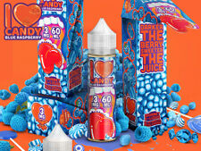 I Love Candy Blue Raspberry (50ml) Plus e Liquid by Mad Hatter Juice