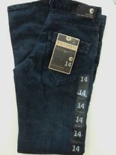BNWT BILLABONG BOYS STRAIGHT FIT OUTSIDER DENIM STRETCH JEANS (14) RRP $80