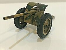 Very Rare GOTZ & SON German Anti-Tank Gun, Tin, 1930s, GOSO, Excellent Condition