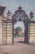 Künstler Postkarte - Wiener Kunst / Prof. Jul. Wachsmann - Wien, Belvedere