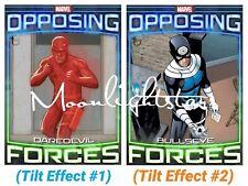 Topps Marvel Collect - Opposing Forces DAREDEVIL / BULLSEYE  *Digital
