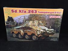Dragon Sd. Kfz. 263 Funkspahwagen (8-Rad) 1:72 Scale Model Kit 7444 New in Box