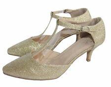 Zapatos de Novia Noche Tacón Con Tiras Varios Colores LX1901 Bzw : M 915