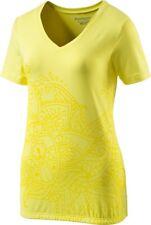 Energetics Damen T-Shirt Gafina 5 mit Bund (285930-177) in Gelb Gr.38-46  NEU!!!