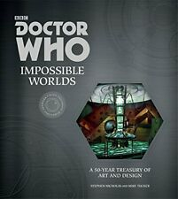 Doctor Who: Impossible Worlds (Dr Who), Nicholas, Tucker 9781849909662 New=-