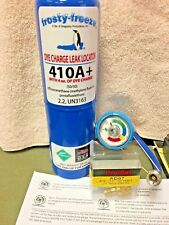 410A, R410a, R-410a, Refrigerant DYE CHARGE Gauge Charging Hose & Instructions