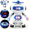 Toys For Boys Girls Robot Kids Toddler Robot Dancing Musical Toy Christmas Gift
