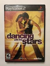 Dancing With The Stars (Playstation 2) PS2 based on the TV Show NEW AND SEALED
