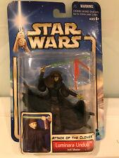 Star Wars SAGA 2002 ATOC Luminara Unduli Jedi Master MOC