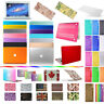 "MacBook Case for Apple Air Pro Retina 11"" 13"" 15"" Keyboard Protector Screen Skin"