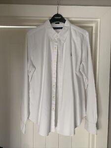 ladies ralph lauren shirt size 14