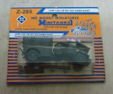 Roco Mini Tank Z-285 Truck 1,25 To. M 561 6x6 Gama Goat New Original Packaging