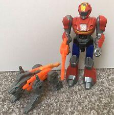 Transformers G1 Action Masters RAD 100% COMPLETE Hasbro Takara 1990
