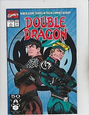 From Marvel Comics Group! Double Dragon! Issue 1!