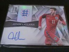 Adam Lallana 2016-17 Spectra Signatures Auto /199 Liverpool