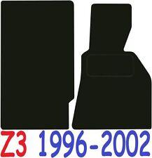 BMW z3 Deluxe qualità Tappetini su misura 1996 1997 1998 1999 2000 2001 2002
