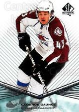 2011-12 Sp Authentic Rookie Extended #16 Cameron Gaunce