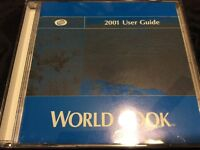 2001 User Guide World Book Standard Edition CD-ROM