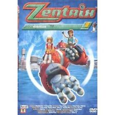 Zentrix Rébellion Volume 1 DVD NEUF SOUS BLISTER