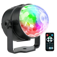 SUNY LED Disco Ball Strobe Lights Party Stage RGB Magic DJ Lighting Party Xmas