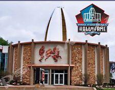 Ohio - Canton - PRO FOOTBALL HALL OF FAME Travel Souvenir Flexible Fridge MAGNET