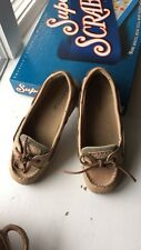 Sperry Top-Sider Upper Leather Sz 2.5M