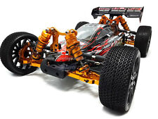 BUGGY ELETTRICA BRUSHLESS RADIOCOMANDATA SHOOTOUT 1/8 UPGRADE OFF-ROAD 4WD RTR