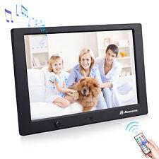10.1 inch Digital Photo Frame 1280x800 16:9 IPS Screen Display HD Video Frame