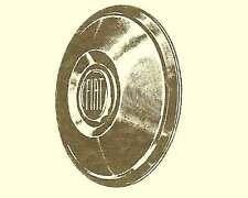 Coppa ruota alluminio Fiat 600 2° serie - 600 D