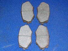 Front brake pads, Mazda MX-5 1.6, 1.8 mk2 & mk2.5, MX5, 1998-05, for 255mm discs