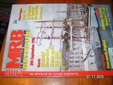 MRB n°394 Calfatage des Ponts Le Daphne