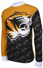New! Mens Small University Missouri Tigers Mizzou Mountain Bike Cycling Jersey