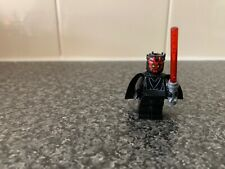 Custom Lego Compatable Star Wars Darth Maul Minifigure
