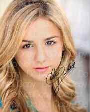 Chloe Lukasiak 2 signed Dance Moms 8X10 photo picture poster autograph RP
