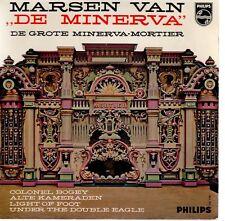disco 45 GIRI MARSEN VAN DE MINERVA DE GROTE MINERVA-MORTIER