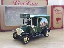 Lledo Stevelyn Model T Ford View Van, Peel Castle, Isle of Man in Green