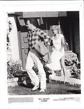 Gene Hackman Barbara Streisand VINTAGE Photo All Night Long