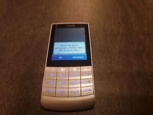 Nokia X3-02 - weiss (Ohne Simlock) Handy