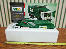 Waste Management Mack Front End Garbage Truck By First Gear 1/34th Scale >