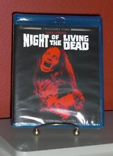 NEW Night of the Living Dead Limited Edition 1990 Blu-ray Twilight Time Exclusiv